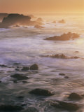Seascape  Big Sur Coast  California  United States of America  North America