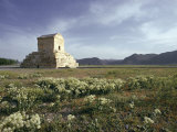 Tomb of Cyrus the Great  Passargadae (Pasargadae)  Iran  Middle East