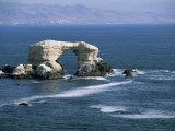 La Portada Natural Wonder  Antofogasta  Chile  South America