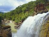Ankroet Falls  Dalat  Vietnam  Asia