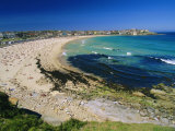 Bondi Beach  One of the City's Southern Ocean Suburbs  Sydney  New South Wales  Australia