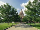 The Great State Capitol  Taller Than the Capitol in Washington  Austin  Texas  USA