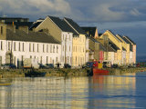 Long Walk View of Claddagh Quay  Galway Town  Co Galway  Ireland