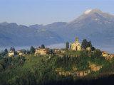 Barga  Tuscany  Italy  Europe