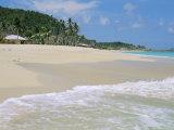 Johnson's Point Beach  South-West Coast  Antigua  West Indies  Caribbean