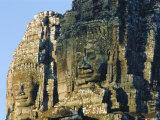 Le Bayon  Angkor  Cambodia