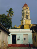 Town of Trinidad  Cuba  West Indies  Central America
