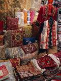 Carpet Shop  Kapali Carsi  Grand Bazaar  Istanbul  Turkey  Europe