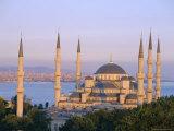 Sultan Ahmet Mosque (Blue Mosque)  Istanbul  Turkey
