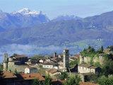 Castiglione Di Garfagnana  Lucca  Tuscany  Italy  Europe
