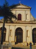 Trinity Church  Trinidad  Sancti Spiritus  Cuba