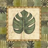 Tropical Leaf IV