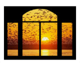 Sunset Window