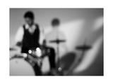 Drummer 1 BW