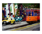 090607 Fishermans Wharf Trolley Car