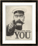 Your Country Needs You  Featuring Lord Kitchener