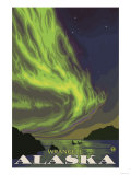 Northern Lights and Orcas  Wrangell  Alaska