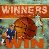 Winners: Basketball