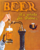 Beer: It&#39;s What&#39;s for Dinner