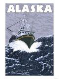 Crab Boat  Alaska