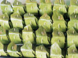 Food Wrapped in Banana Leaf at Open Air Market  Bangkok  Thailand  Southeast Asia  Asia