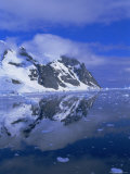 Lemaire Channel in January  Antarctic Peninsula  Antarctica  Polar Regions
