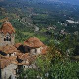 Pantanassa Monastery  Mistras  Greece  Europe