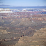 The Grand Canyon in Winter  Unesco World Heritage Site  Arizona  USA