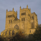 Durham Cathedral  Dating from Norman Times  Unesco World Heritage Site  Durham  England  UK  Europe
