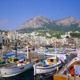 Marina Grande  Capri  Campania  Italy