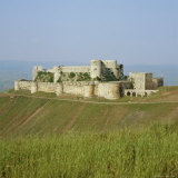 Crusader Castle  Krak Des Chevaliers  Syria