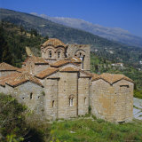 The Church of St Sophia  Mistras  Greece  Europe