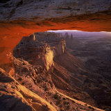 Mesa Arch  Canyonlands National Park  Utah  United States of America (USA)  North America