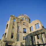 Atomic Bomb Dome  Hiroshima Memorial  Hiroshima  Japan