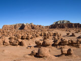Goblin Valley State Park  Utah  United States of America  North America