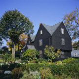House of the Seven Gables  Massachusetts  USA