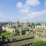 Dreaming of Spires  Oxford  England