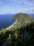 Island of Filicudi  Aeolian Islands  Unesco World Heritage Site  Italy