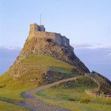 Lindisfarne Castle  Holy Island  Northumberland  England