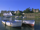 Port of Lerio  Ile-Aux-Moines  Golfe Du Morbihan (Gulf of Morbihan)  Brittany  France