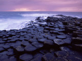 Giant's Causeway  Unesco World Heritage Site  Causeway Coast  Northern Ireland  United Kingdom