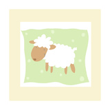 Cheerful Lamb