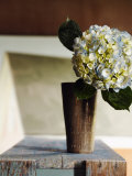 Hydrangea Rustic Vase