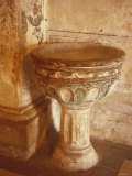Gothic Baptismal Font
