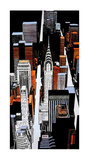 Chrysler Building Sky View