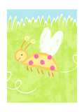 Buzzing Ladybug