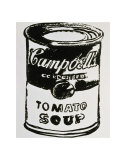 Campbell's Soup Can  c1985 - c1986