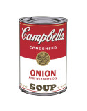 Campbell&#39;s Soup I: Onion  c1968