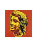 Alexander the Great  c1982 (yellow face)