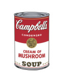 Campbell&#39;s Soup I: Cream of Mushroom  c1968